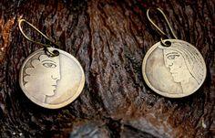 Boy & Girl Earring – Noor Design