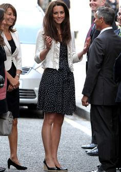 Kate Middleton Eve of her marriage to Prince William Outside The Goring Hotel April 28 2011