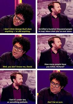 As Peep Show comes to an end, let& remember that the man behind Mark Corrigan is equally awkward, cynical, and self-deprecating. British Humor, British Comedy, English Comedy, 8 Out Of 10 Cats, Mock The Week, Richard Ayoade, David Mitchell, It Goes On, Tumblr Funny