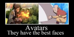 Avatars faces by I-wuv-Bolin.deviantart.com on @deviantART