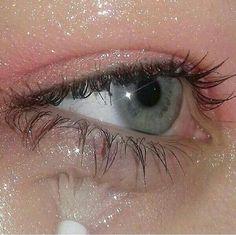 Aesthetic, eyes, and blue image Aesthetic Eyes, Angel Aesthetic, Aesthetic Makeup, Pink Aesthetic, Pretty Eyes, Beautiful Eyes, Beautiful Pictures, Cute Makeup, Makeup Looks