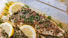 Simple Oven-Baked Sea Bass Recipe - Genius Kitchen