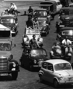 #Barcelona 1962  Photo: Eugeni Forcano