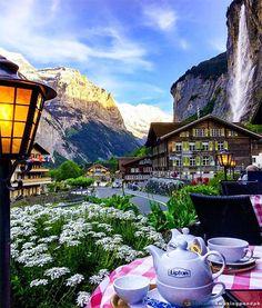 Lauterbrunnen, Switzerland.