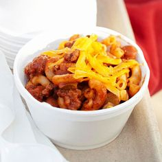Crocked Chili Mac