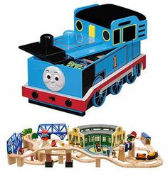 My Son Had This Wooden Thomas Storage Piece