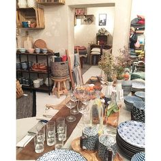 Nice selection of things at @urbanara pop up store #urbanara #interior #homedecor  @annasterntaler