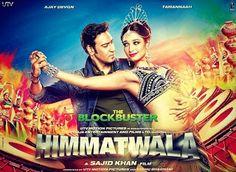 "[VIDEO]-Theatrical Trailer of ""Himmatwala"" | Ajay Devgan | Tamanna Bhatia."