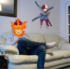 A + super dad parenting (L & # ironie) - A + super dad parenting (L & # ironie) – Children A + super dad parenting (L & # ironie) – A + parenthood super papa (L'ironie) A + super dad parenting (L & # ironie) – # fosterParenting - Boku No Hero Academia Funny, My Hero Academia Shouto, My Hero Academia Episodes, Hero Academia Characters, Anime Meme, Funny Anime Pics, Anime Cat, Otaku Anime, Caste Heaven
