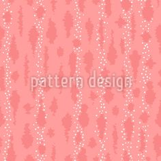 Jagged Elements And Dots Repeating Pattern by Artsiom Petrachenka at patterndesigns.com