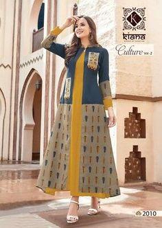 Picture 5 of 9 Stylish Dresses For Girls, Stylish Dress Designs, Designs For Dresses, Simple Kurti Designs, Kurta Designs Women, Pakistani Fashion Party Wear, Pakistani Dress Design, Abaya Mode, Mode Hijab