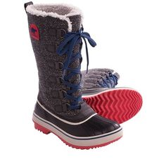 Sorel Tivoli High Snow Boots - Insulated (For Women) in Nocturnal