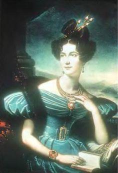 Portrait of countess NN, 1833
