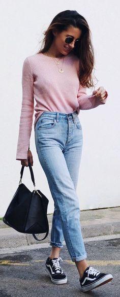 3 ways to wear pink