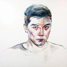 Original Portrait Painting by Kim Hyunji Oil Painting On Canvas, Canvas Art, Canvas Size, Original Art, Original Paintings, Empty Canvas, Buy Art, Saatchi Art, Fine Art