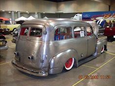 Our '53 Suburban - The 1947 - Present Chevrolet & GMC Truck Message Board Network