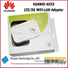 Original Multifunction HUAWEI AF23 300Mbps 4G LTE WiFi Repea USB Sharing Dock WiFi Wireless Router AP Repeater With WAN/LAN Port #Affiliate