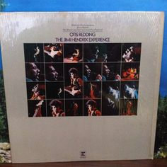 Otis Redding The Jimi Hendrix Experience • Monterey International Pop Festival Vinyl LP 1970 Reprise Records Soul Classic Rock by…