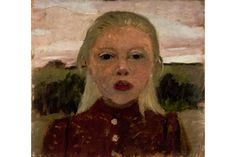 Louisiana Museum of Modern Art exhibits works by German artist Paula Modersohn-Becker