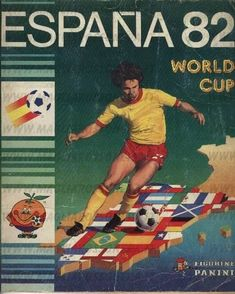 ORIGINAL REPRINT ALBUM LICENSED PANINI World Cup Italy 90 Complete No Stickers