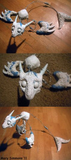 Posable Sea serpent WIP by MaryBunnie on deviantART