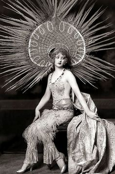 Myrna Darby, 1920s.