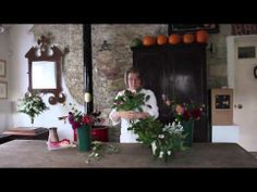 How to make a hand-tied bouquet by Common Farm Flowers - YouTube