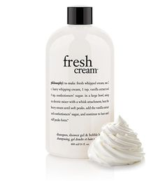 a decadent and delicious bath and body treat you simply can't resist. and the best part? it's calorie free!