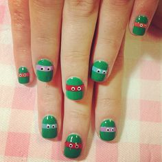 #ninjaturtles ill do this for doms bday. might as well look the part :)