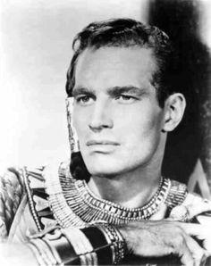 Charlton Heston, The Ten Commandments (1959)