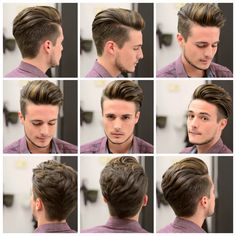 "See our web site for additional information on ""mens hairstyles thick hair"". It is actually an excellent spot for more information. Popular Mens Hairstyles, Cool Hairstyles For Men, Hairstyles Haircuts, Haircuts For Men, Medium Hair Styles, Short Hair Styles, Gents Hair Style, Hair And Beard Styles, Hair Trends"