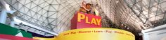 Play at School | The Strong  ....awesome article.  Children can be children and learn through playing..