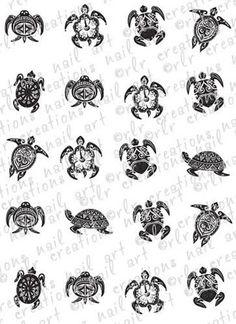 tatoo de tortue tiki et lezard polyn sien pour femme tatouages. Black Bedroom Furniture Sets. Home Design Ideas