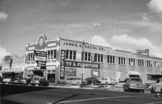 Port Arthur, Texas, 1950s