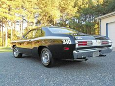 1972 Plymouth Duster 340 Plymouth Duster, Dusters, First Car, Model, Scale Model, Models, Template, Pattern