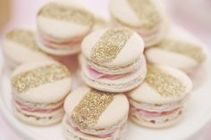 From the stunning pink and gold glittered sweets and dainty details, to the stunning 4 tier cake, this gorgeously feminine and glamourous party is the ultimate girly celebration! Description from sweetlychicevents.com. I searched for this on bing.com/images