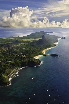 Parque Nacional Marinho Fernando de Noronha encantam até aqueles que já estão acostumados com paisagens paradisíacas