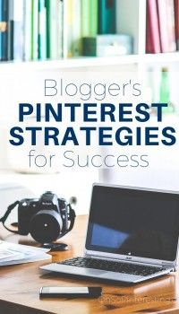 A Blogger's New Pinterest Strategies for Success OSP 087