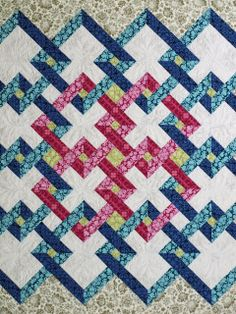 Sampaguita Quilts: The Gardens Meet