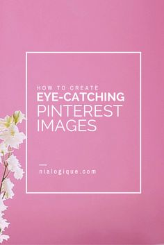 How To Create Eye-Catching Pinterest Images  optimal dimensions for Pinterest images is 735PX wide and 1102PX high. The height of your pin should not be more than 1700PX.—If someone scrolls down to see the entire image, they're unlikely to scroll back up to pin or like it. Vertical images display better due to how Pinterest's columns are set up. They use vertical collections, so when a horizontal image is uploaded, it will appear smaller