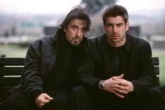 Still of Al Pacino and Colin Farrell in Çaylak (2003)