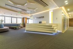 GOEV - LUBRICA OC | interior design goev