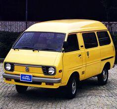 Daihatsu Delta Wide Wagon (B10) '1976–82