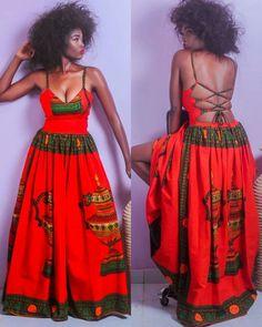 Zuvaa.com. dress by Ena Gancio