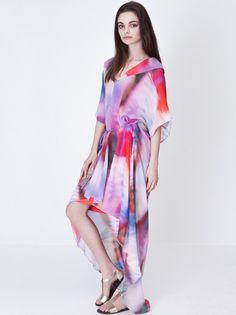 CAKO Double-layer 'Nolde' Dress