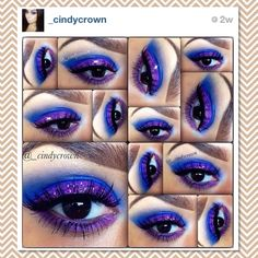 Have a nice Friday evening everyone! We hope you will enjoy good times with your family & friends. Last #picoftheday is Blue & Purple eyeshadow! Such a beautiful work done by our lovely IGer, @_cindycrown. Cindy wears #falseeyelashes style #NTR27.