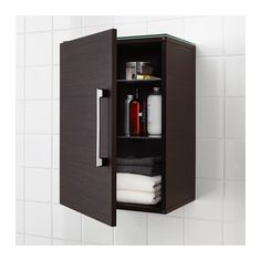 IKEA GODMORGON wall cabinet with 1 door You can mount the door to open from the right or left. 40 x 32 x 58 Ikea Godmorgon, Indoor Decor, Tall Cabinet Storage, Bath Cabinets, Bathroom Shelf Unit, Storage Furniture, Wall Cabinet, Ikea, Bathroom Mirror Storage