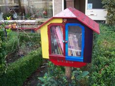 Little Free Library Zeist West