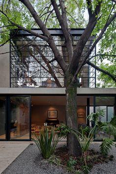 Galería - Casa Estudio Hill / CCA Centro de Colaboración Arquitectónica - 13