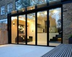 Heated windows Residential Projects